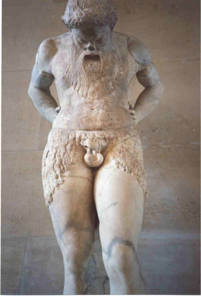 How were adult gentiles circumcised in ancient rome
